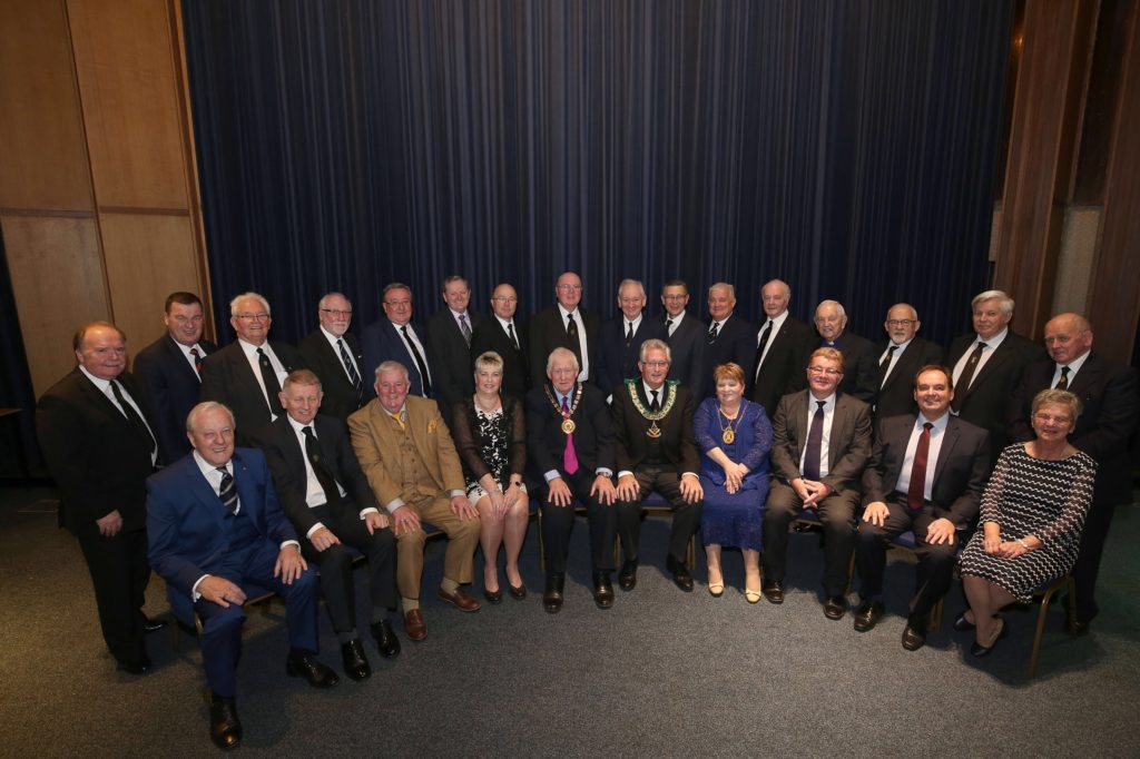 Bicentenary Celebration of the Grand Lodge