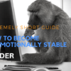 Extremely Short Guide – How To Become An Emotionally Stable Trader