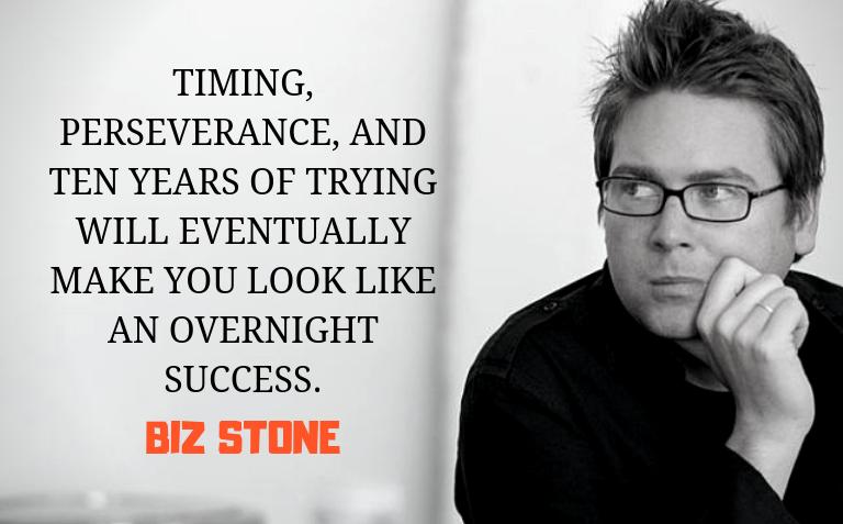 Biz stone inspiration
