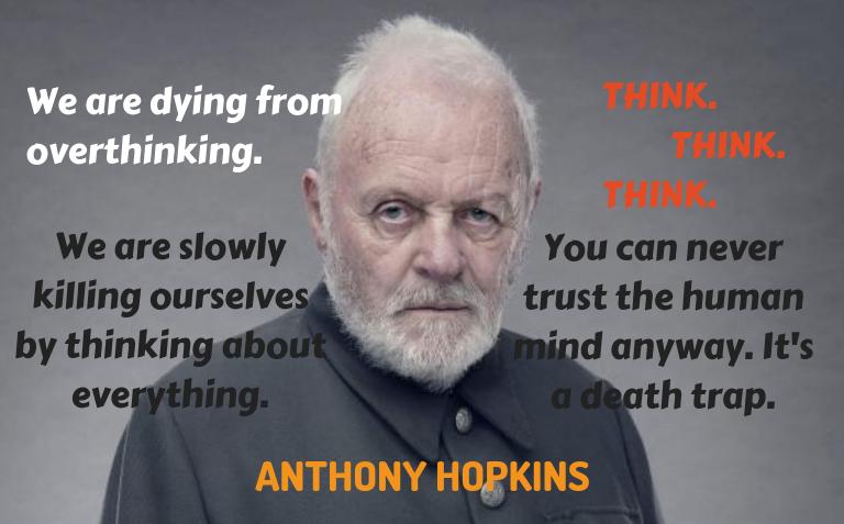 Anthony Hopkins inspiration