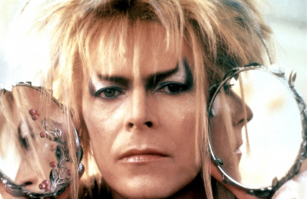 David Bowie en 'Labyrinth'- Tristar Pictures