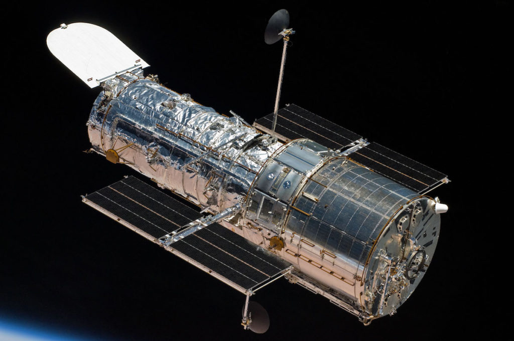 Telescopio espacial Hubble- NASA