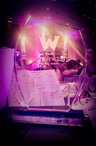 WE WON!!!  Wedding Video – South West Wedding Awards
