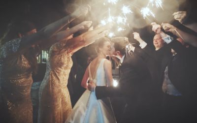 Getting AMAZING Wedding Video Footage – SPARKLERS!!!