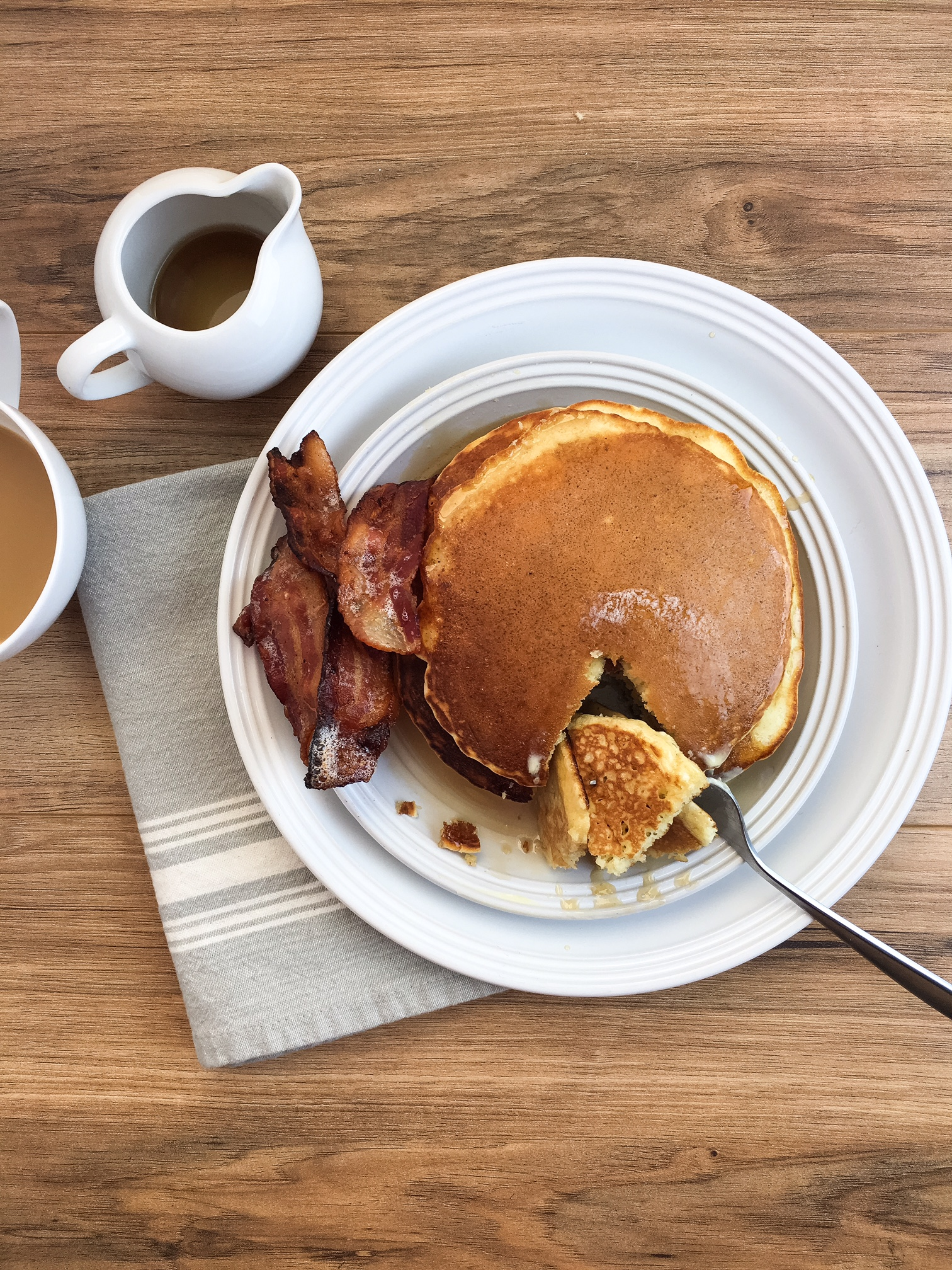bacon syrup