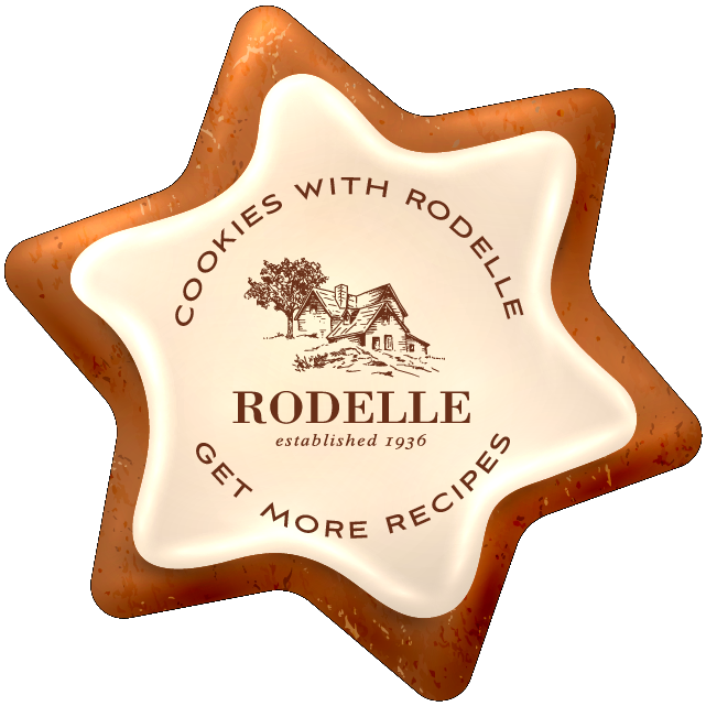 Cookie with Rodelle