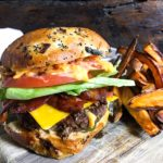 pimento cheese burger