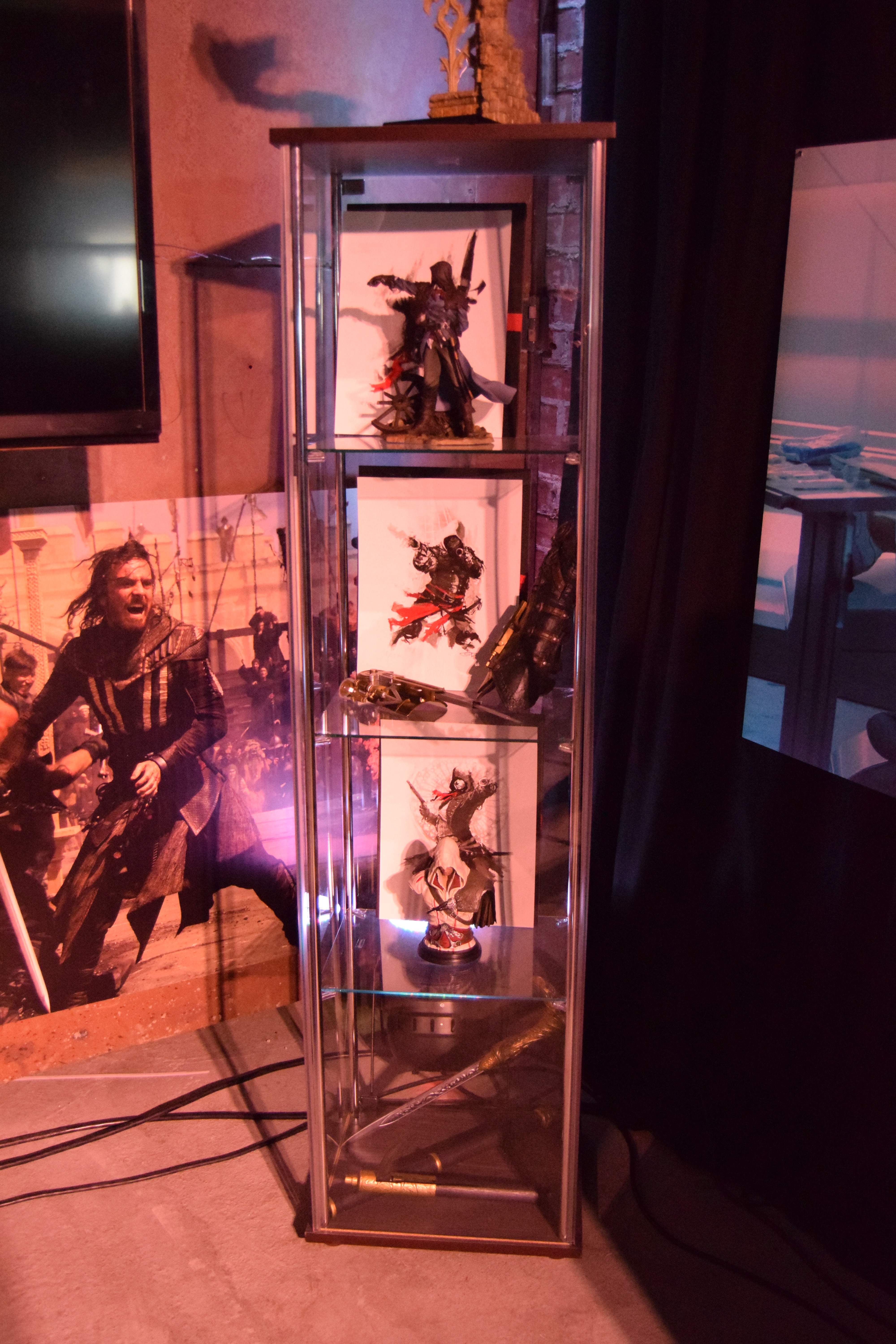 Ubisoft Lounge / Assassin's Creed Section