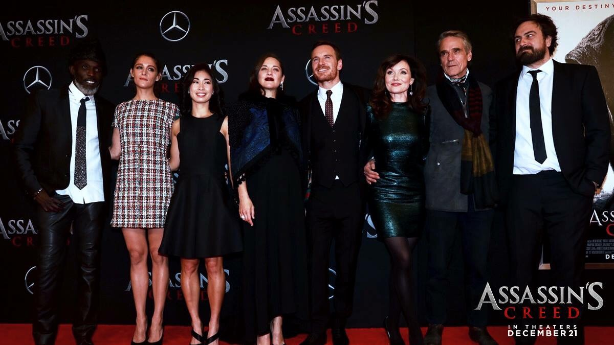 Assassin's Creed Movie – Red Carpet