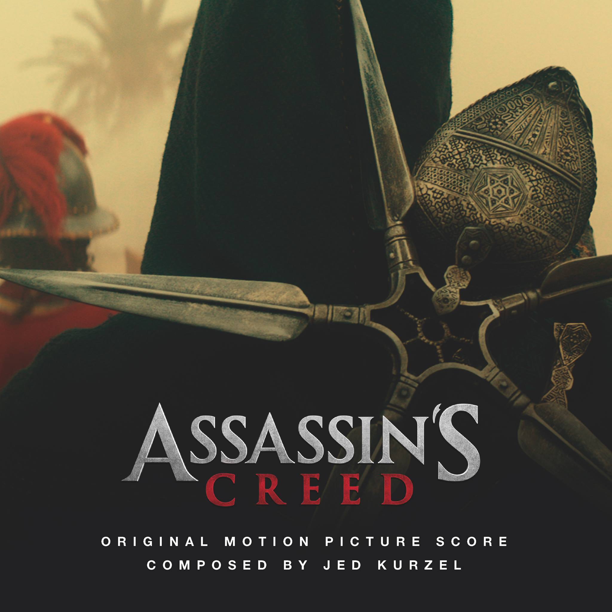 Assassin's Creed Movie Soundtrack On Vinyl & CD