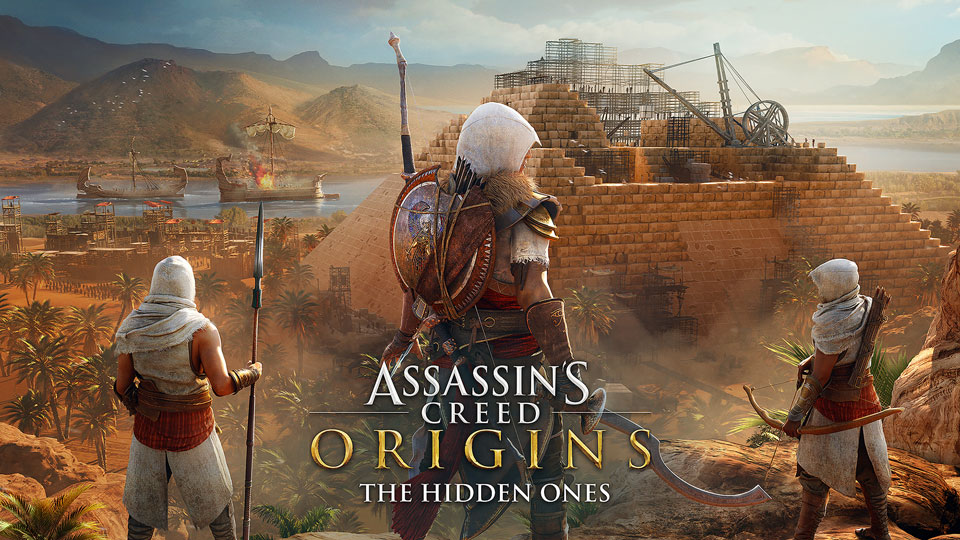 Assassin's Creed Origins – January 2018 Post Launch Content Update