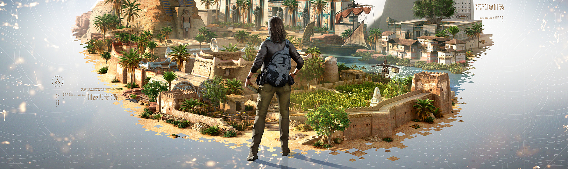 Discovery Tour – Ancient Egypt: Screenshots, Key Art and Gameplay Footage