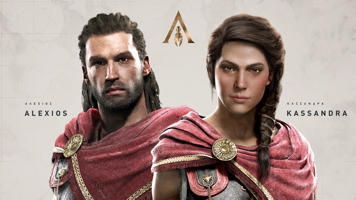 """Assassin's Creed Odyssey Could Have """"Multiple Timelines,"""" According to Ubisoft"""
