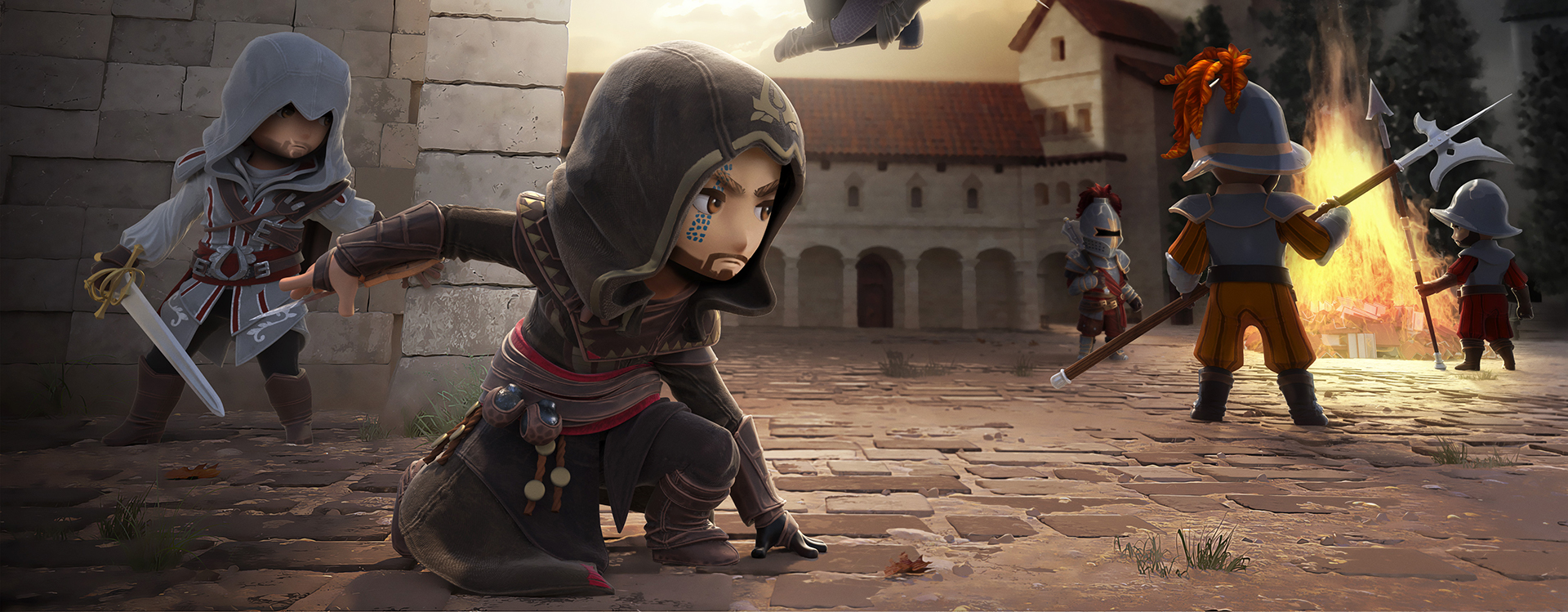 Assassin's Creed: Rebellion – Out Now!