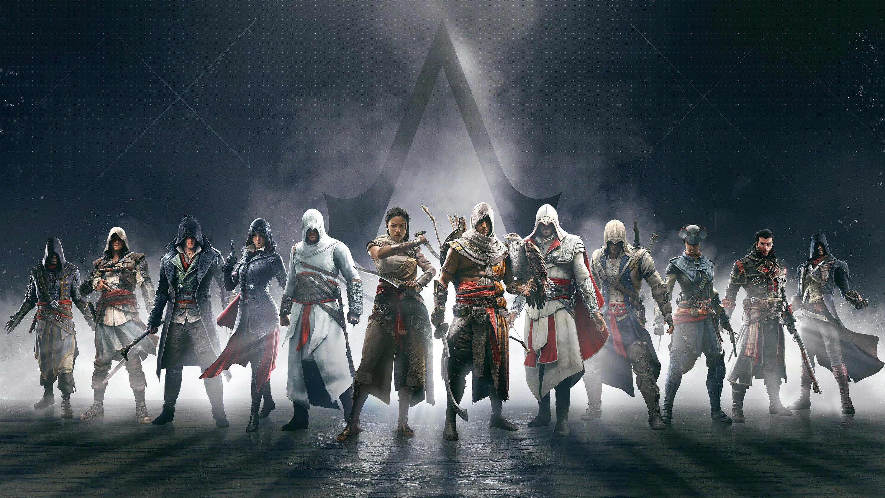 Assassin's Creed Symphony – Announcement