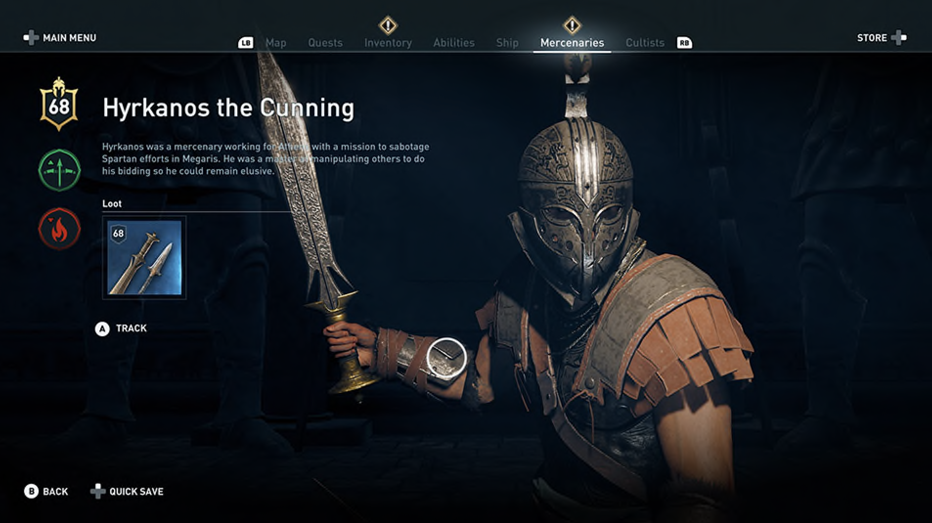 The Codex – Assassin's Creed Odyssey – Patch 1 1 2 deployed!