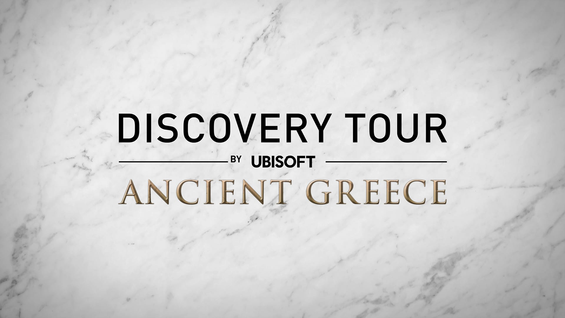 Discovery Tour by Ubisoft: Ancient Greece