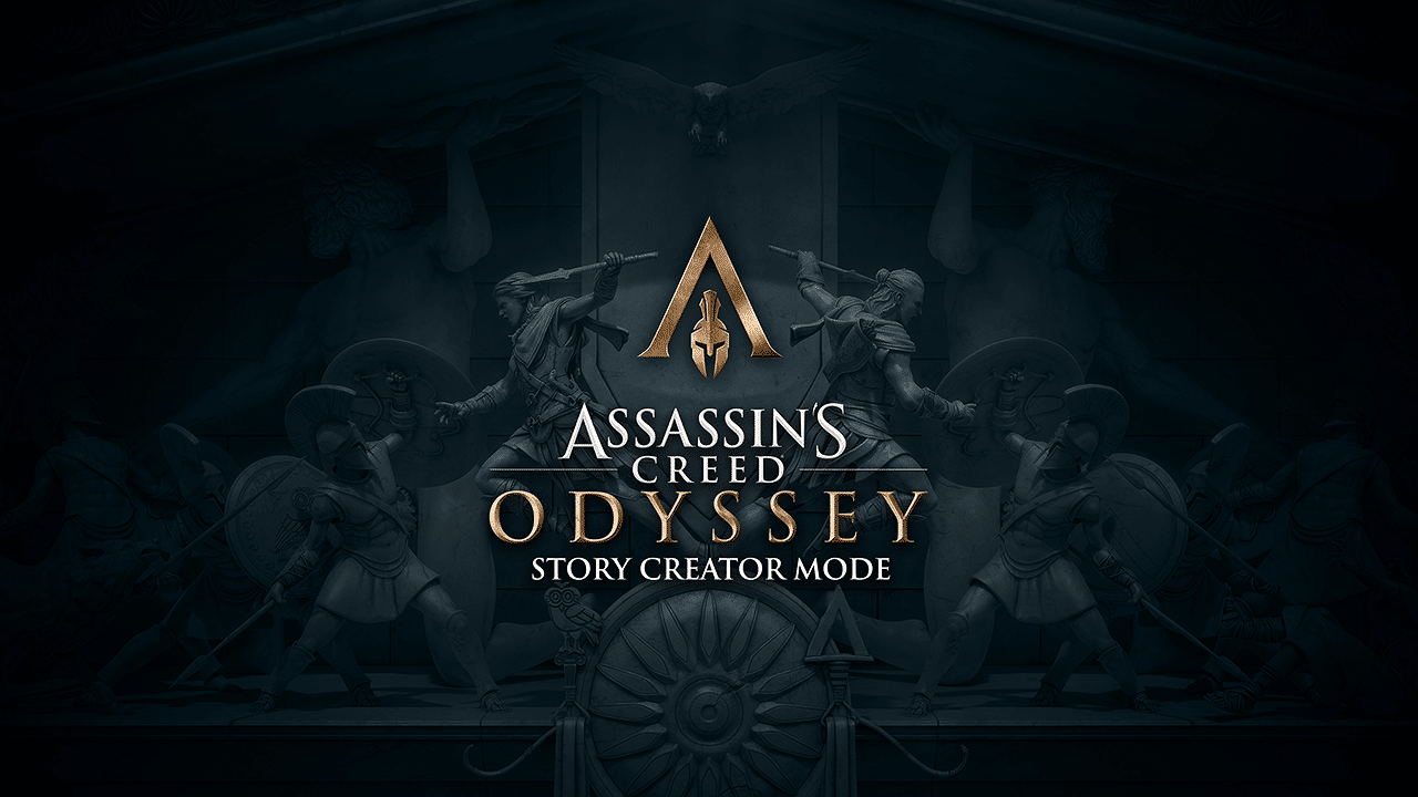 Story Creator Mode Available Today for Odyssey!