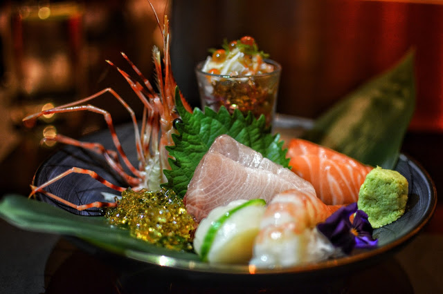ARMANI / AQUA INTRODUCES 'SUSHI FIZZ' – SUSHI WITH FREE FLOW CHAMPAGNE Central Hong Kong