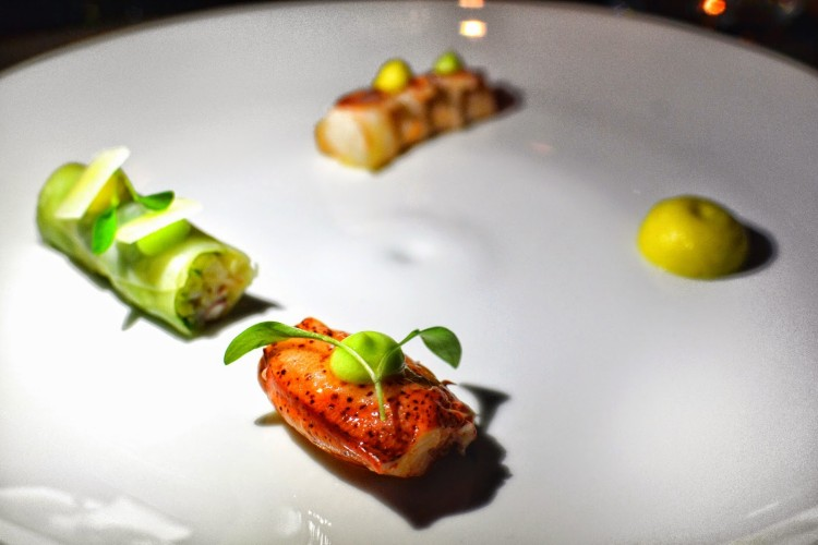 EPURE French Fine Dining Hong Kong