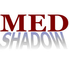 med shadow Logo