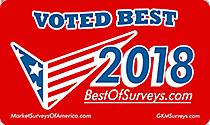 Best of Surveys 2018 Winner