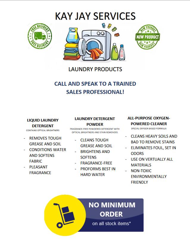 Laundry Flyer