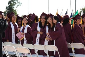 Glendale College Graduation 2014