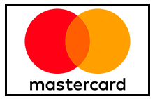 Rod Hobson and Kris Espino happily accept Mastercard Credit Cards