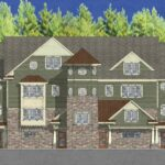 Classic Condominiums Rendering