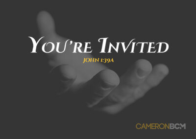 your-invited