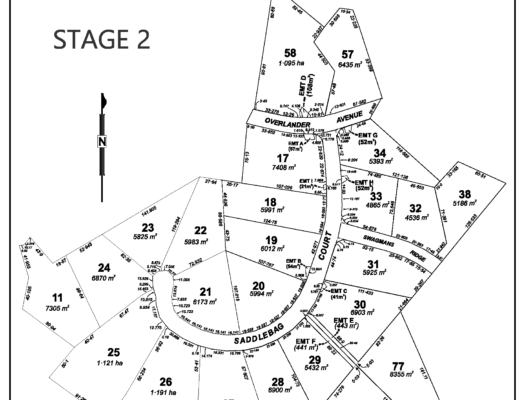 Chatsworth Stage 2 Plan