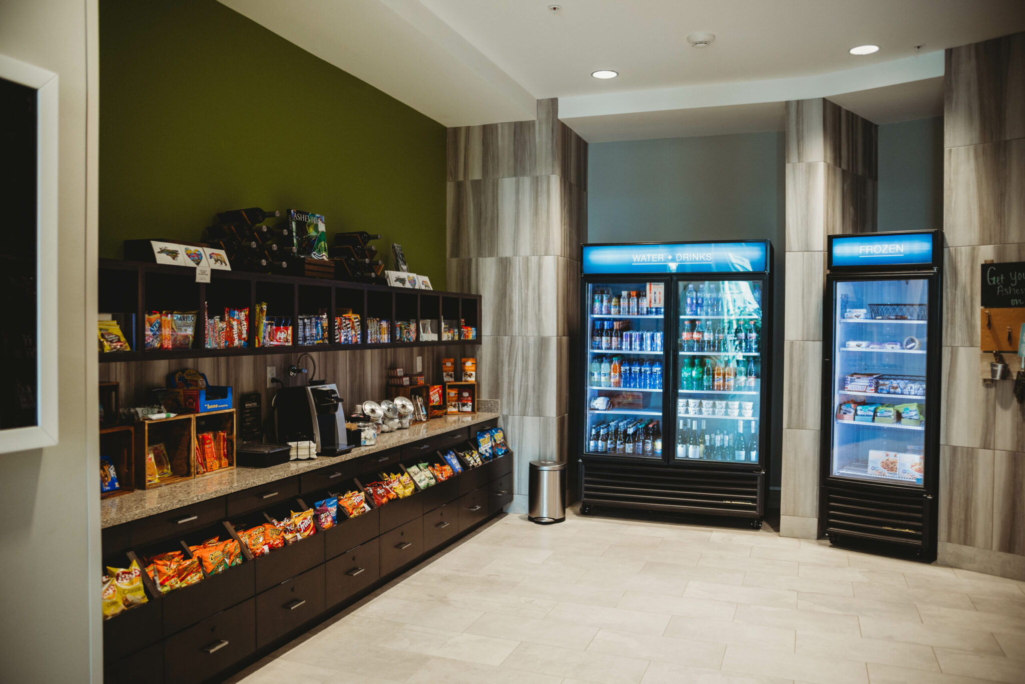 Lobby Snacks and Business August 2019-7