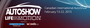 Canadian International Auto Show - 2015 @ Canadian International Auto Show - MB Visit | Toronto | Ontario | Canada