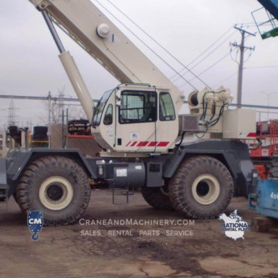 Terex RT555