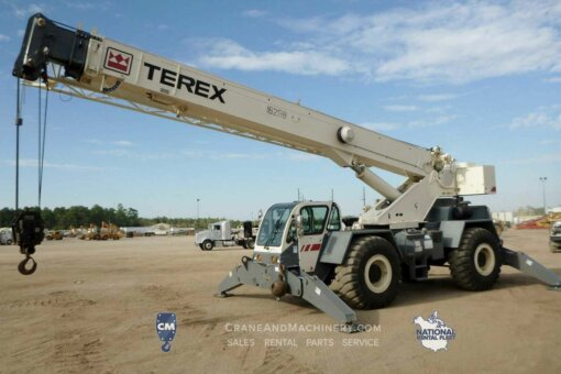 Terex CD 225 - Crane and Machinery | Chicago, IL