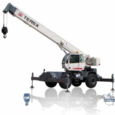 Terex RT230 Long term and short term rental or sales available for Chicago and North America.. Purchase new or used Terex RT cranes at Crane & Machinery