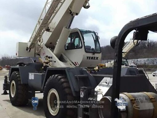 2017 Terex RT335 - Truck Crane | Crane & Machinery