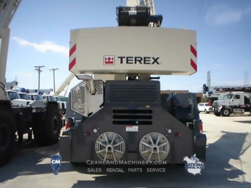 2016 TEREX RT780