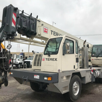 T340-1 Truck Crane With Hook Assembly