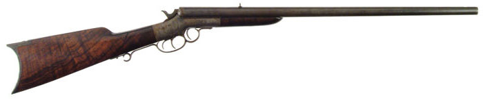 """Frank Wesson """"Double"""" Rifle"""