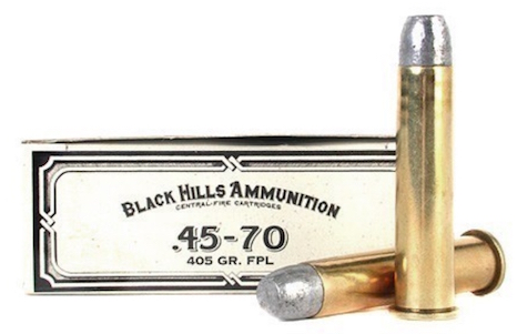 """.45-70 """"Government"""" rounds"""