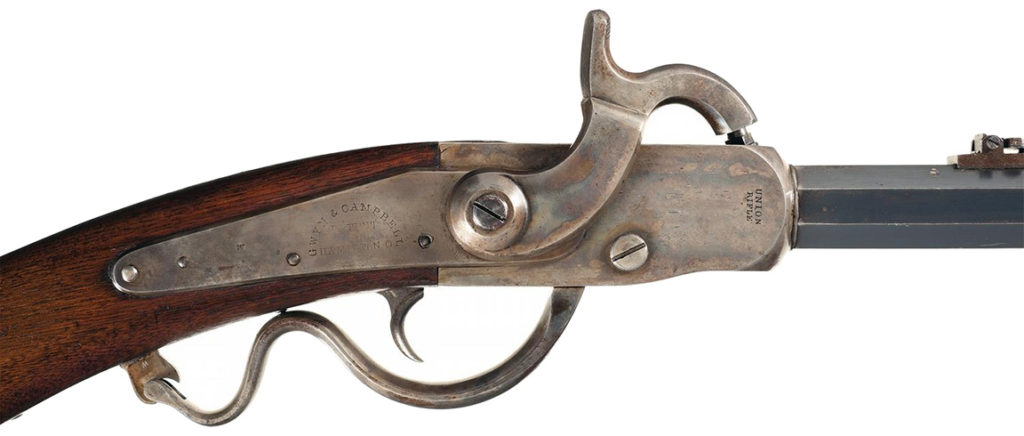 Gwen & Campbell Type II Carbine