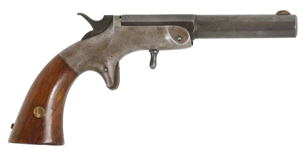 Frank Wesson Tip-Up Pistol