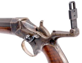 Gage Single-Shot Pocket Rifle
