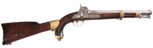 U.S. Model 1855 Percussion Pistol-Carbine