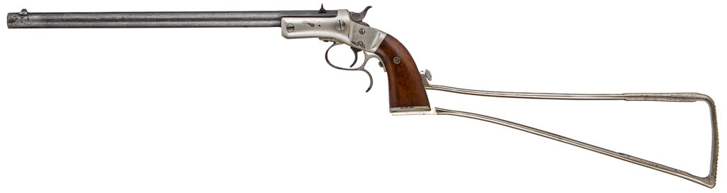 Stevens New Model Pocket Rifle, Second Issue