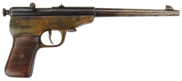 Winchester Bolt-Action Pistol