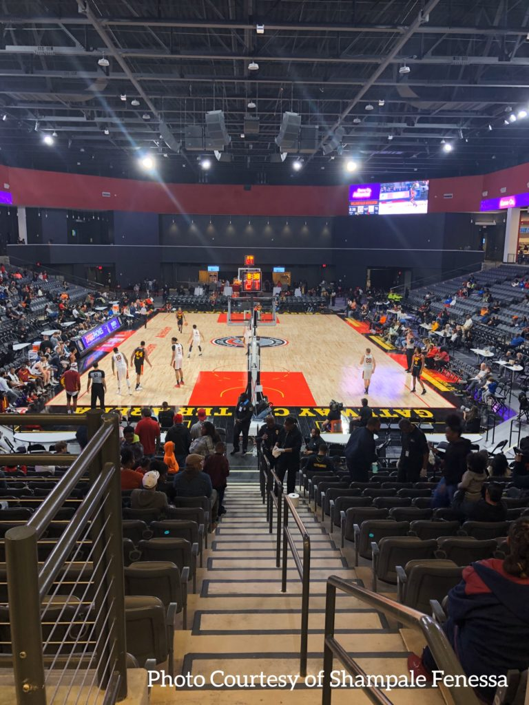 Skyhawks Slam the Canton Charge