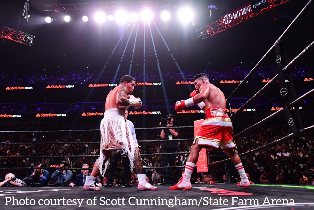 Let's Talk About Boxing : GERVONTA DAVIS WINS WBA LIGHTWEIGHT WORLD TITLE